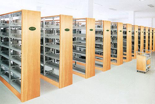 图书密集架生产还是天琪专业