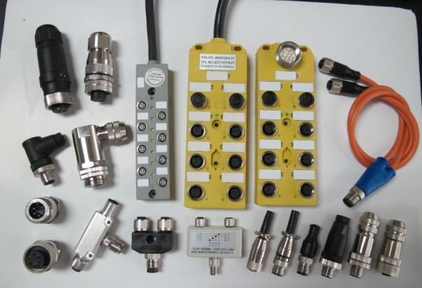 可选芯数:3-p,4-p,5-p,6-p,8-p,12-p。(不同产品芯数不一,请致电:详细了解)