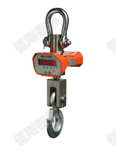 吊车带电子磅