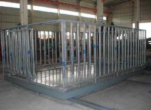 3吨电子牲畜秤