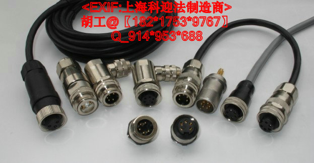 M8/M12连接器