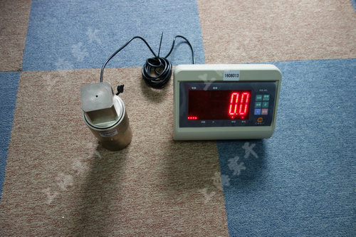 柱型數顯測力計