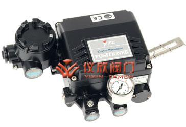 YT-1000L电气阀门定位器