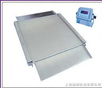 带引坡地磅秤,打印电子磅秤,传输大于100米电子磅秤