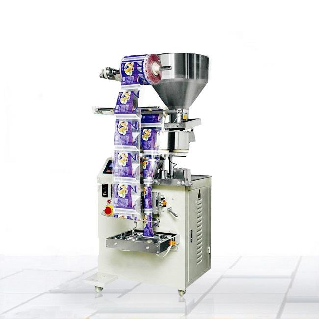 颗粒食品包装机图片