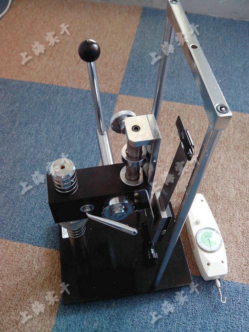 SGSY手压式测试架