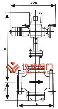 ZAZ系列电动调节阀