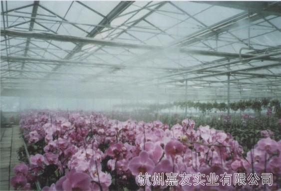 大棚高压微雾加湿系统