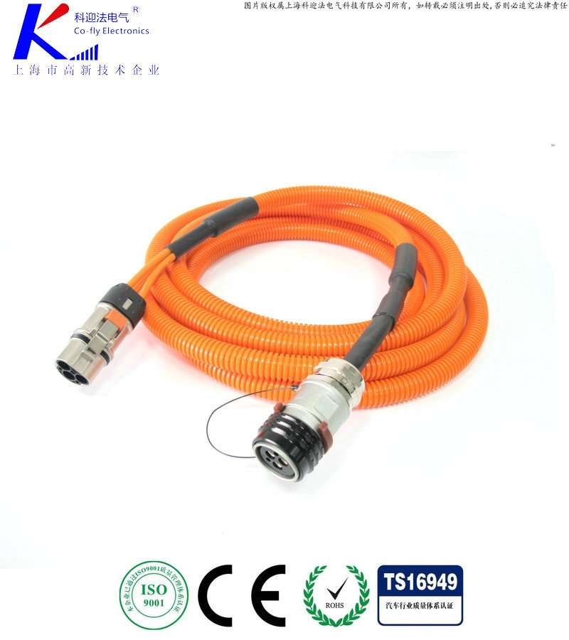 高压互锁连接器大电流连接器250A