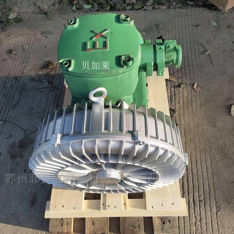 7.5KW高壓風機產品圖片2