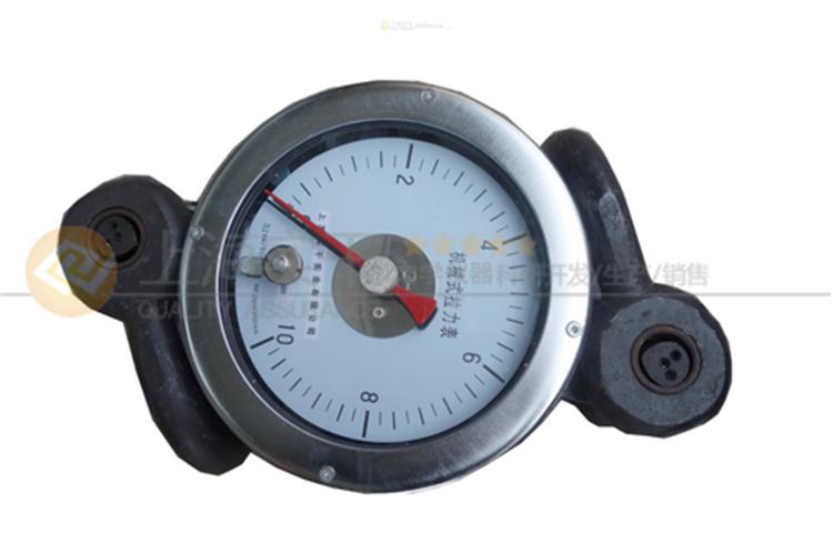 高精度井架机械式拉力表